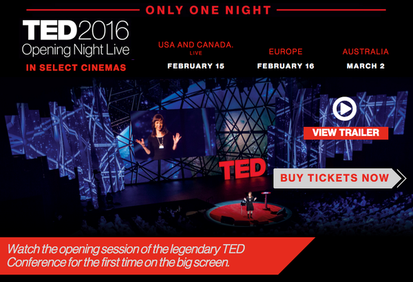 TED 2016: Dream.