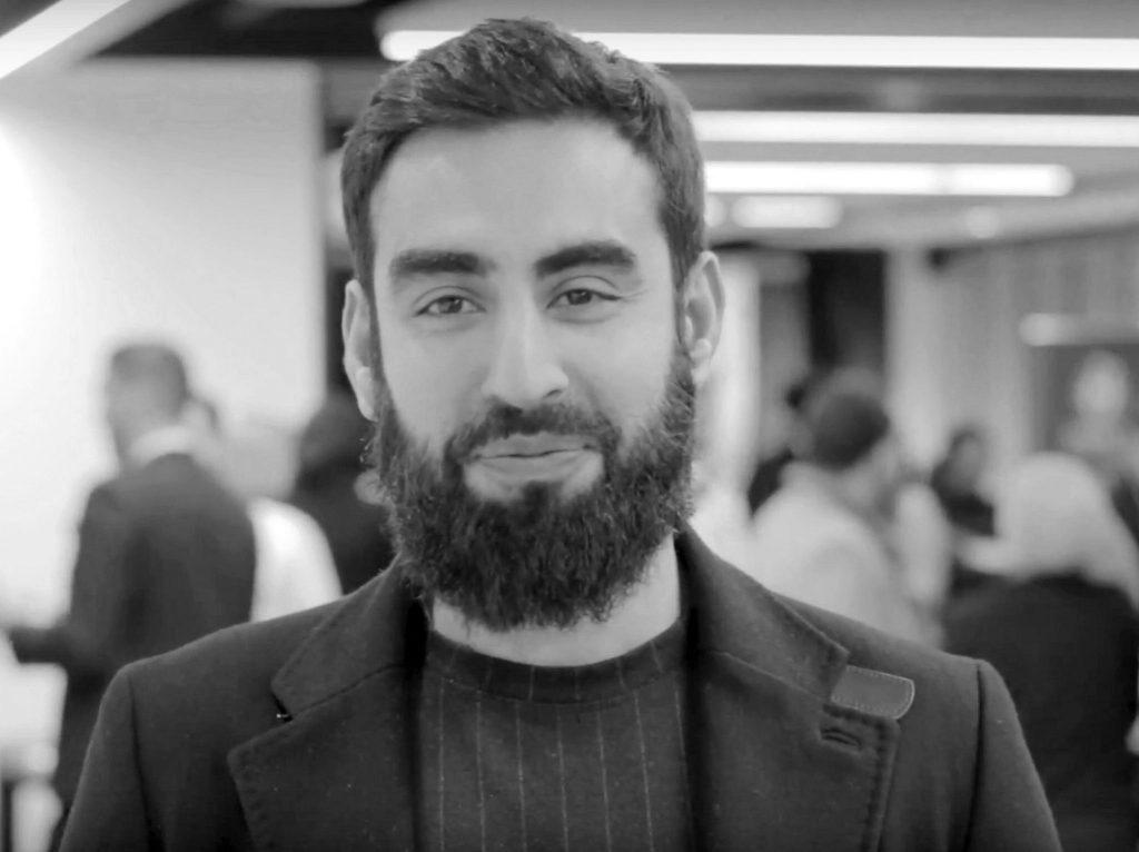 Omar Salha - Ramadan Tent Project